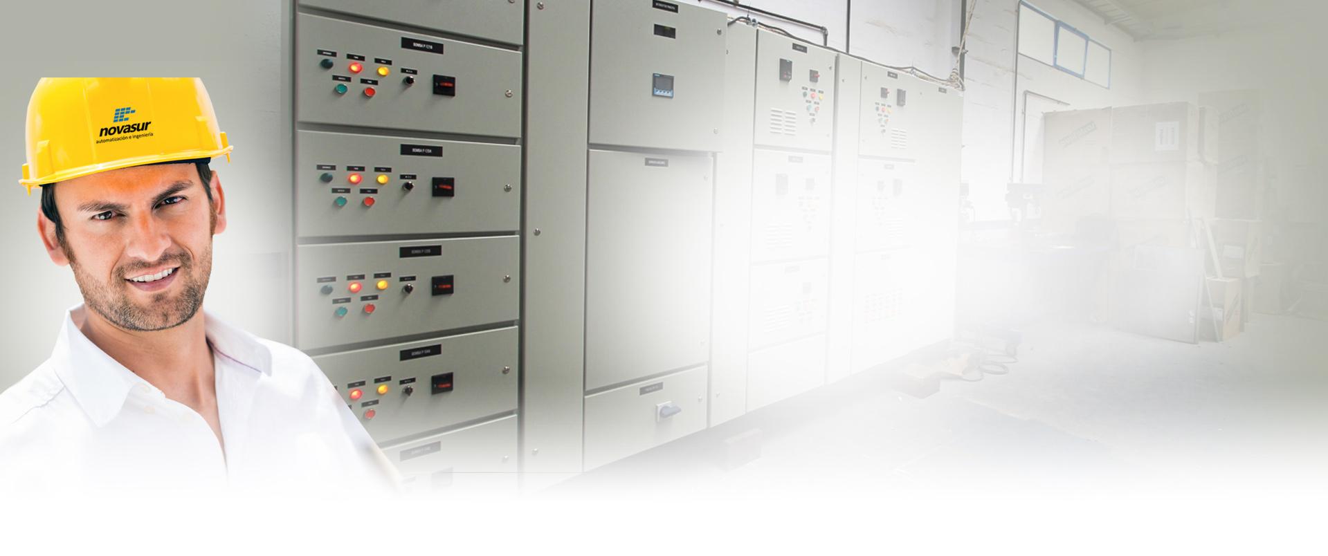 Obras eléctricas | Novasur